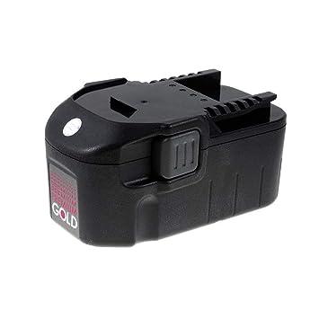 Batería para Würth master SD 18 V 2200 mAh NiCd, 18 V, NiCd ...