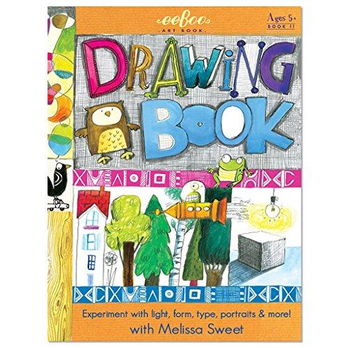 eeBoo Art Book 2 - Drawing with Melissa Sweet