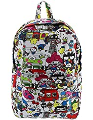 Loungefly Hello Kitty Sanrio Backpack Multi