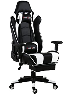 ergonomic gaming chair for pc video game computer chairs with