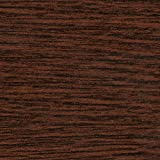 """Cal-Flor MD11021 3-in1 UniTrim 2"""" Wide x 94"""" Long 3-in-1 Waterproof Floor Molding for Laminate, Wood, WPC, LVT & Vinyl, 1 Pack, Mahogany"""