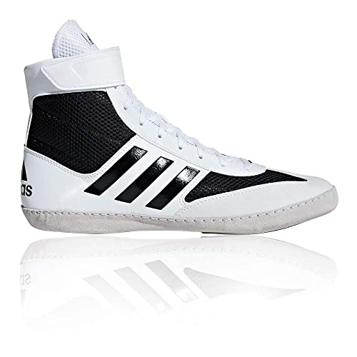 on sale 012a1 a98bb adidas Combat Speed 5 Wrestling Shoe - SS19-5 White