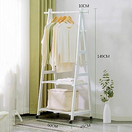 LXSnail Perchero de Madera Maciza, Perchero Simple para el Suelo, Perchero Moderno Minimalista de la Sala de Estar Perchero para Dormitorio Perchero (Tamaño : 60 * 45 * 149cm): Amazon.es: Hogar