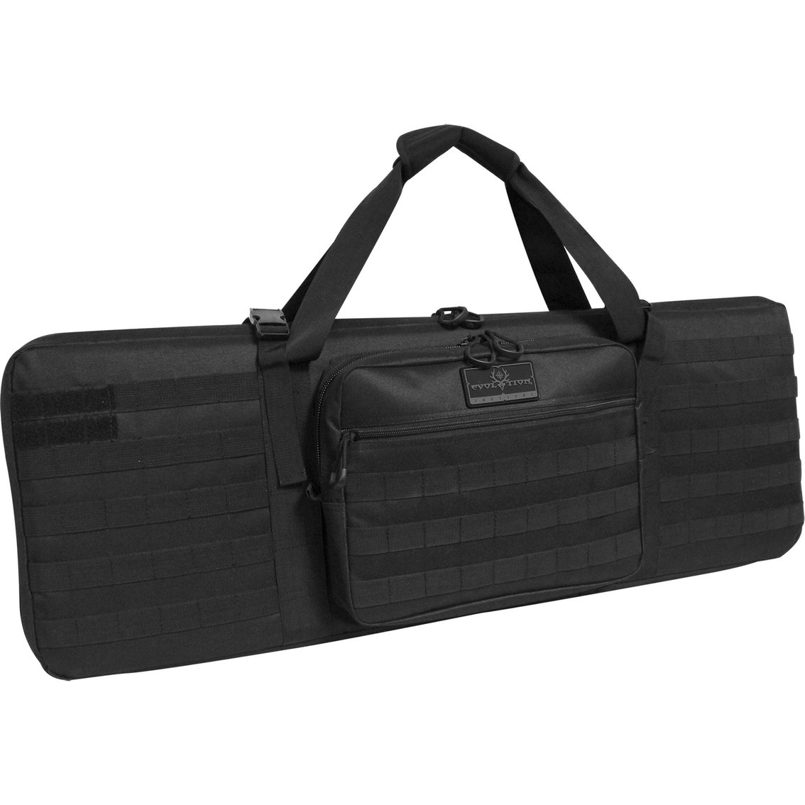 Evolution Outdoor 34'' AR Molle tactical padded gun single rifle carrying case 51254