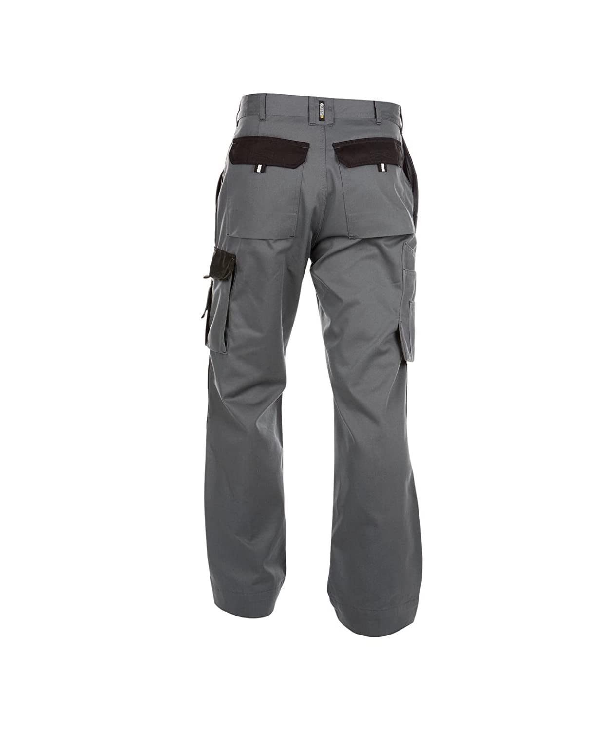 (44 -)DASSY TROUSER BOSTON PESCO64 (300 gr) GREY/BLACK MINUS