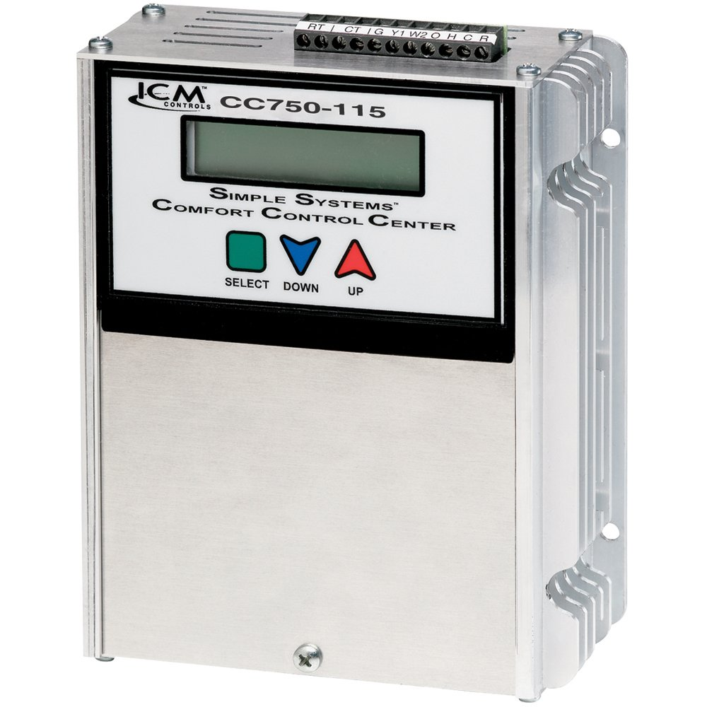 ICM Controls CC750-115 Variable Frequency/Variable Voltage Drive, Blower Speed Control, 115 VAC