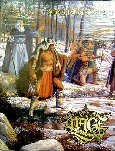 Crusade Lore Sorcerers Crusade Scrn *OP (Mage, the Sorcerers Crusade)