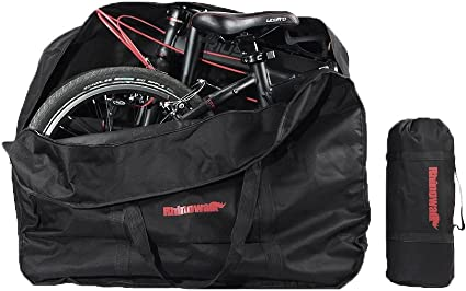 MORUDO Bicicleta Bolsa de Transporte Bolsa Bicicleta Plegable para ...
