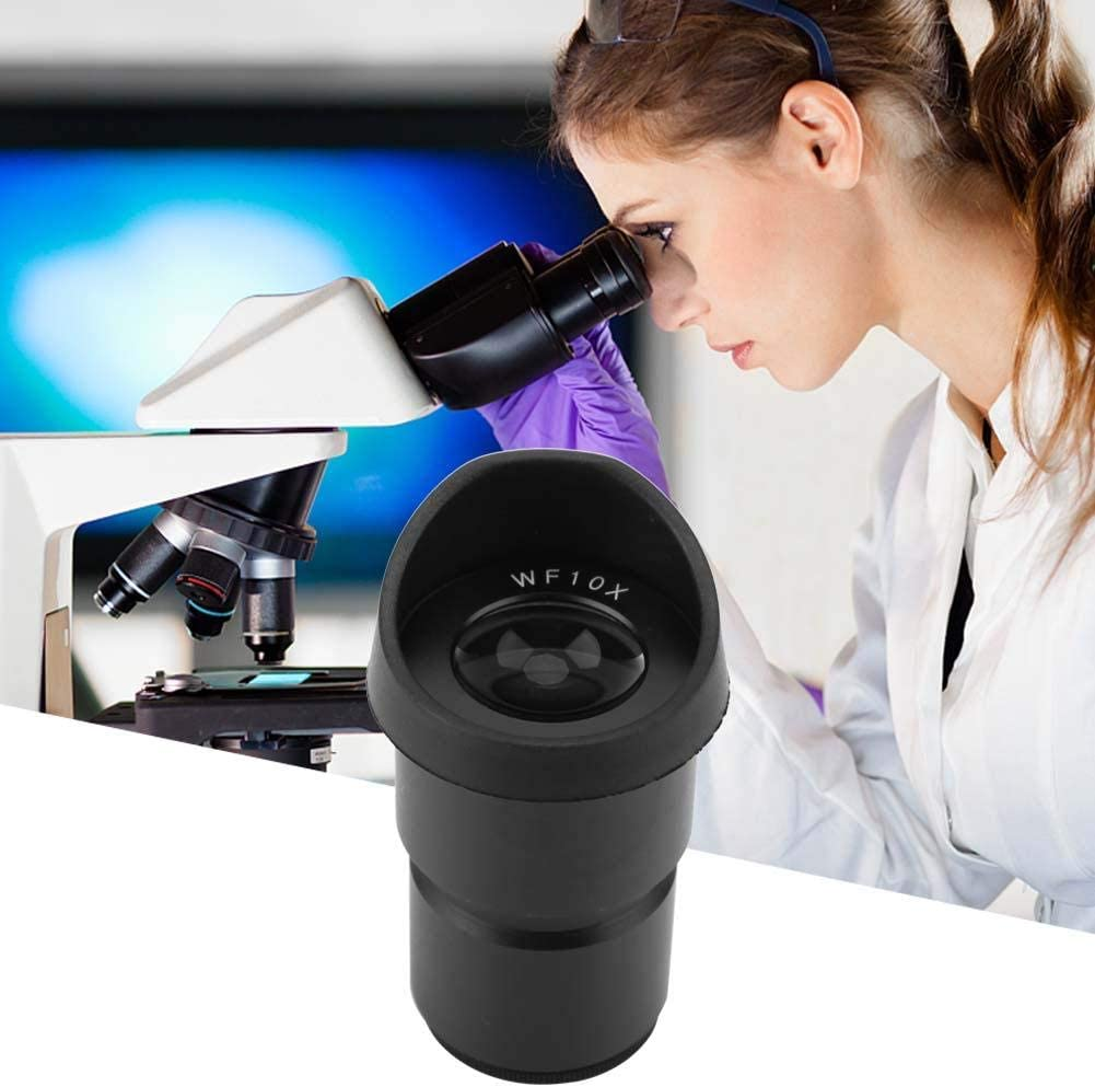 Rosvola DM-WFY002b WF10X 20mm Widefield Microscopes Eyepiece for Biological Ocular Optical Lens 30.5mm Capture and Record The Beauty in The Micro World