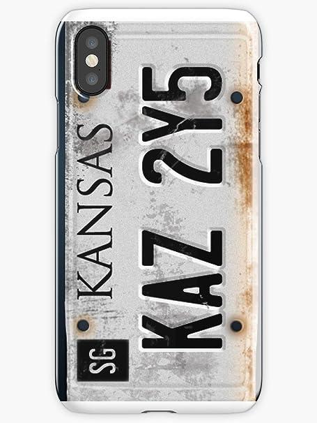 info for d23bb c3975 Amazon.com: CASE LOCK LTD - Supernatural -Hard Rubber Phone case for ...