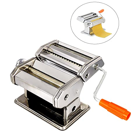 Compra Extraíble para pasta rodillo de masa prensa máquina ...