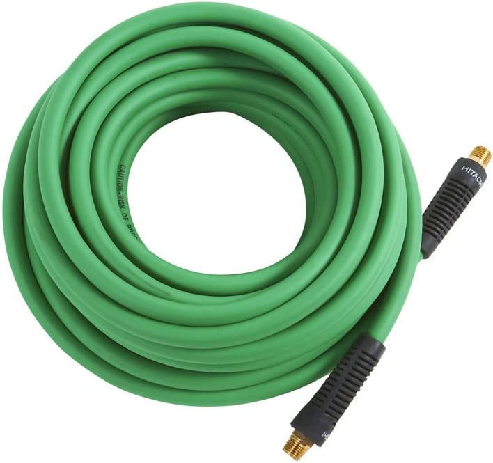 1//4 x 50 Hitachi 115158 Hybrid Hose with Industrial Fittings
