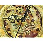 Cool 3-D Steampunk Wall Clock Steam Punk Sci-Fi 8