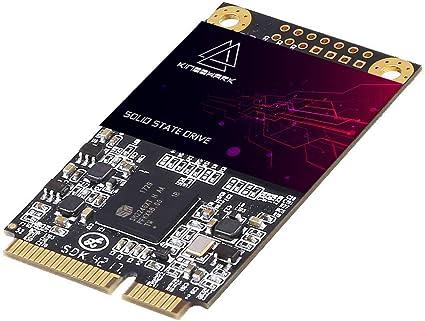 KingShark Msata SSD 64GB mSATA SSD 30 * 50MM Unidad de Estado ...