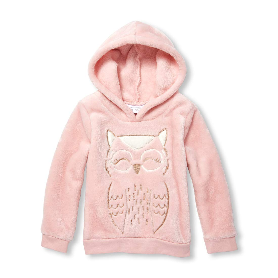 The Children's Place Baby Girls Hooded Pop Over Sweatshirt The Children' s Place 2103327