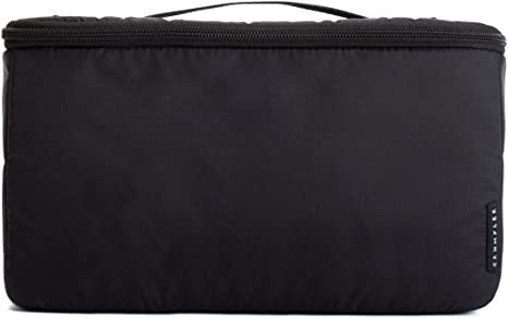 Crumpler Gofer Royale 35 Special Edition Black// White Leather Camera Case