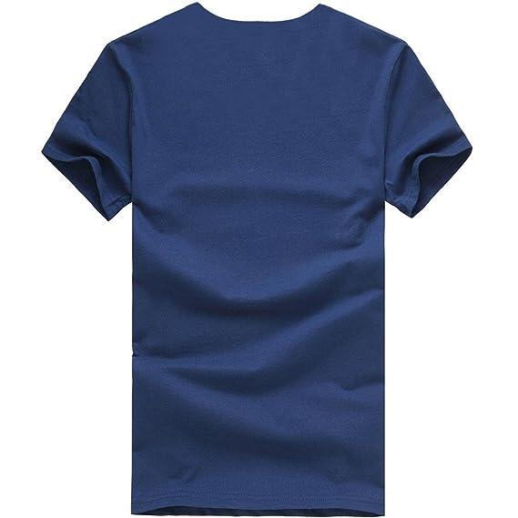 VENMO Camisetas Hombre Manga Corta Camisetas Hombre Originales ...