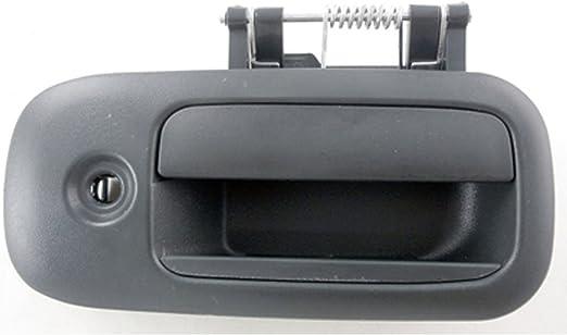Partslink Number GM1311145 OE Replacement Chevrolet Van//Express Front Passenger Side Door Handle Outer