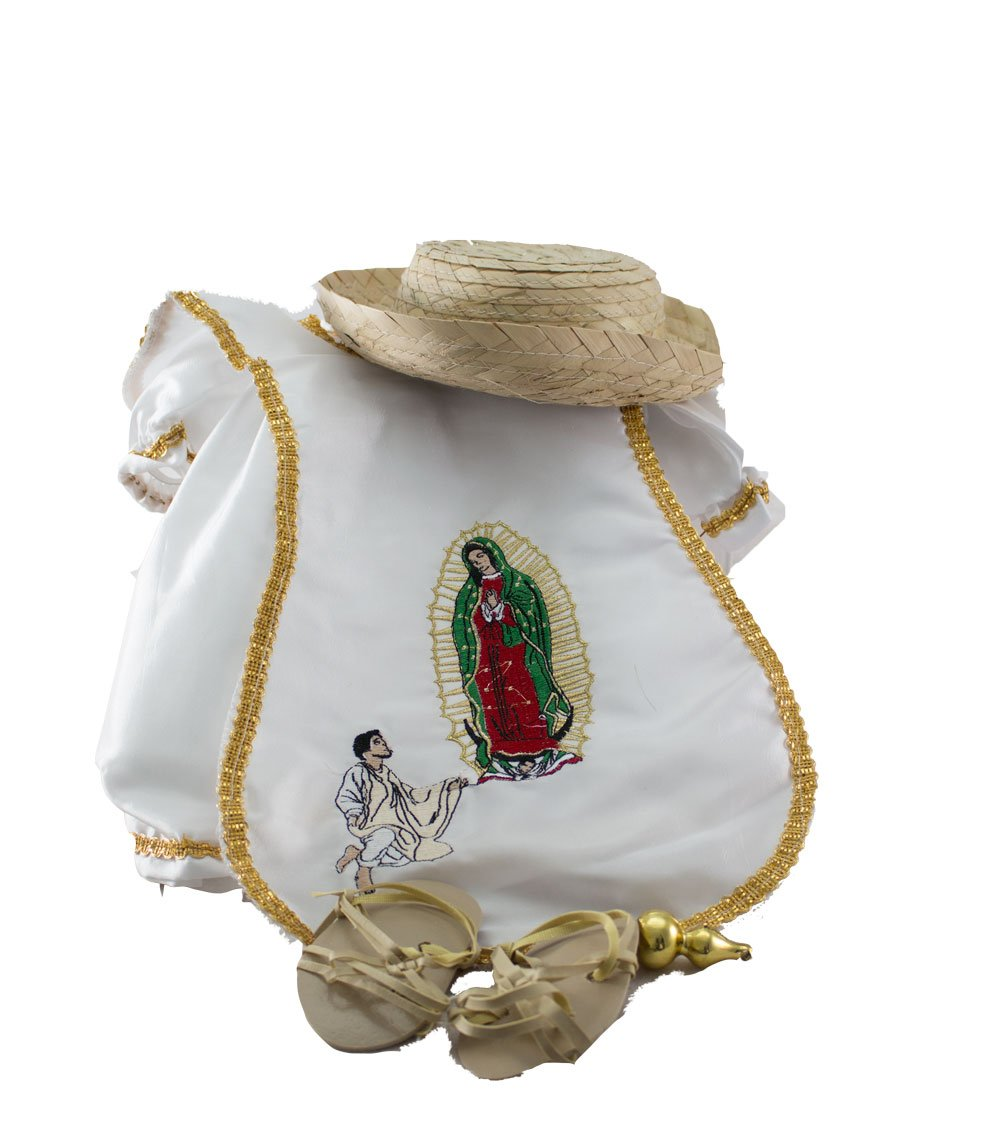 Juan Diego Gala. Bebé Jesús disfraz. Traje para niño dios ...