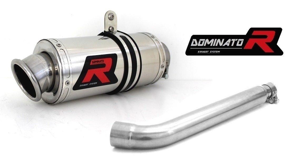 Dominator Pot d/échappement GP I pour HONDA XL 125 Varadero 01-08 DB Killer