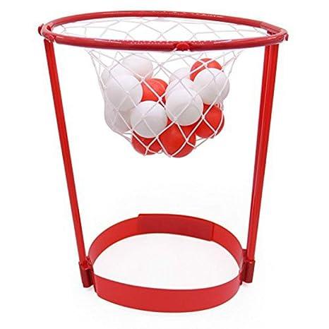 CXKB - Balón de baloncesto para niños con 20 bolas, correa para la ...