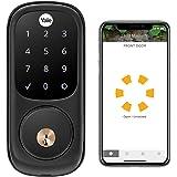Yale Assure Lock tela sensível ao toque, Wi-Fi Smart Lock – Compatível com Alexa, Google Assistant, HomeKit, Phillips Hue e S