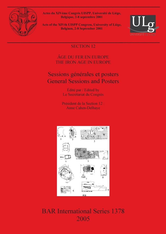 The Iron Age in Europe (BAR International Series) pdf