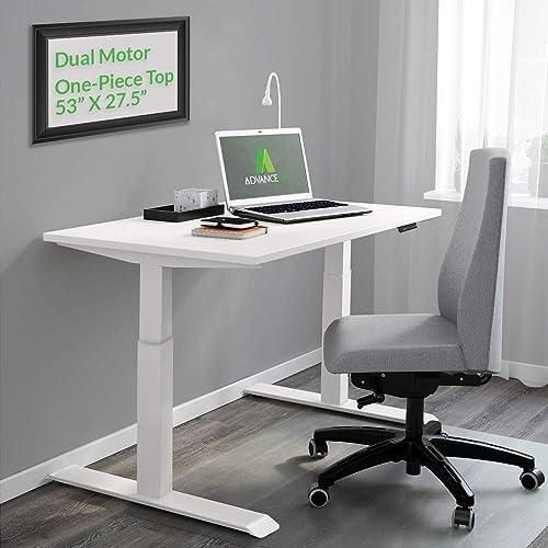 53″ Dual Motor Electric Standing Desk