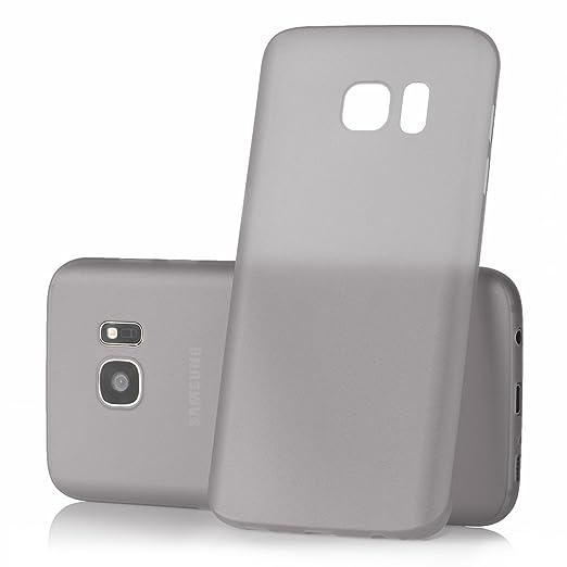 67 opinioni per Ultra Thin Case MC24® per Samsung Galaxy S7 in grigio- sottile custodia