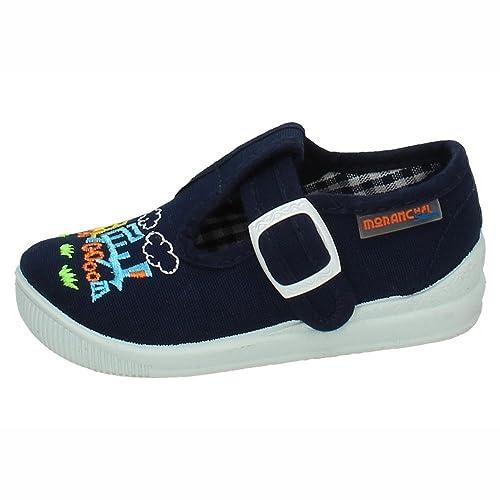 MORANCHEL 14774 Bambas para NIÑO NIÑO Zapatillas: Amazon.es: Zapatos y complementos