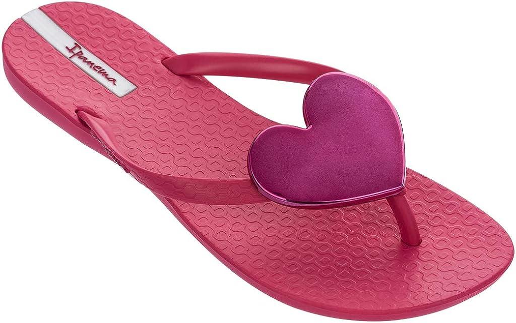 AS6 Ipanema Womens Maxi Heart Flip Flops RRP £24