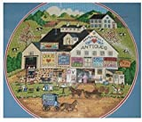 Peppercricket Antiques - Charles Wysocki - Needlepoint Kit - Dimensions #2421