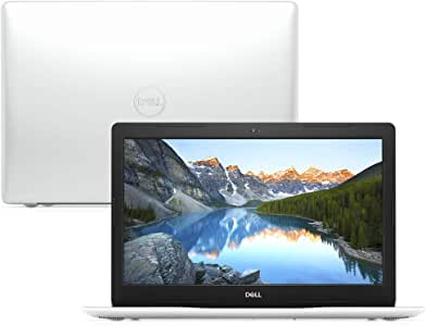 "Notebook Dell Inspiron 15 3000, I15-3583-D3Xb, 8ª Geração Intel Core I5-8265U, 8 Gb Ram, Hd 1Tb, Intel® Uhd Graphics 620, Tela 15.6"" Led Hd, Linux, Branco"