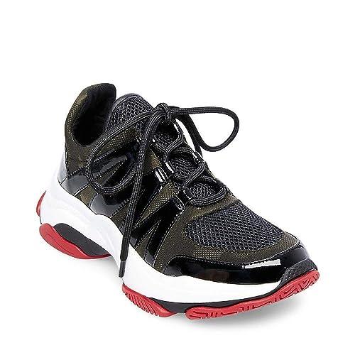 8c6f40f18ea Steve Madden Women s Maximus Athletic  Amazon.co.uk  Shoes   Bags