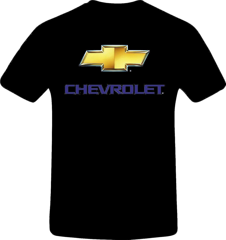 3Dinbox Chevrolet, Best Quality Custom Tshirt ( BLACK)