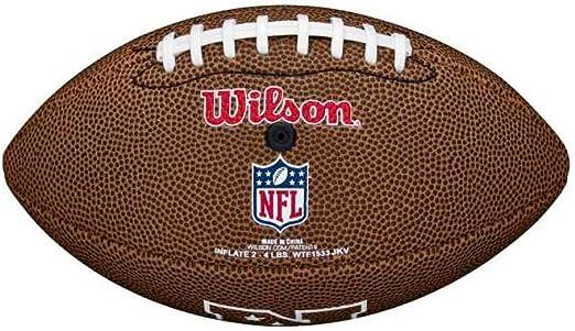 NFL Mini Team Logo Ball: Amazon.es: Deportes y aire libre