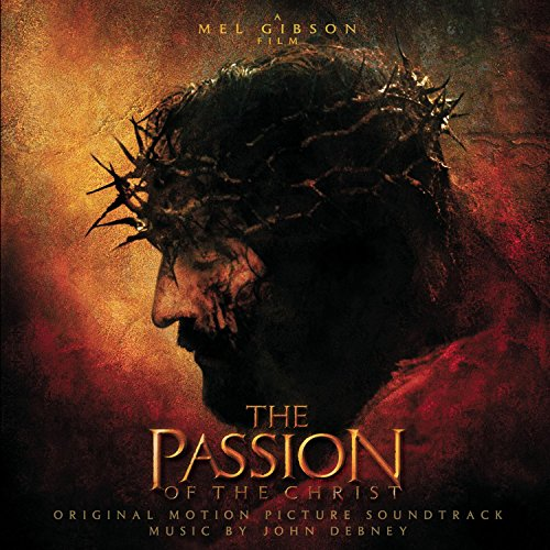 Cover of The Passion of the Christ (Score)