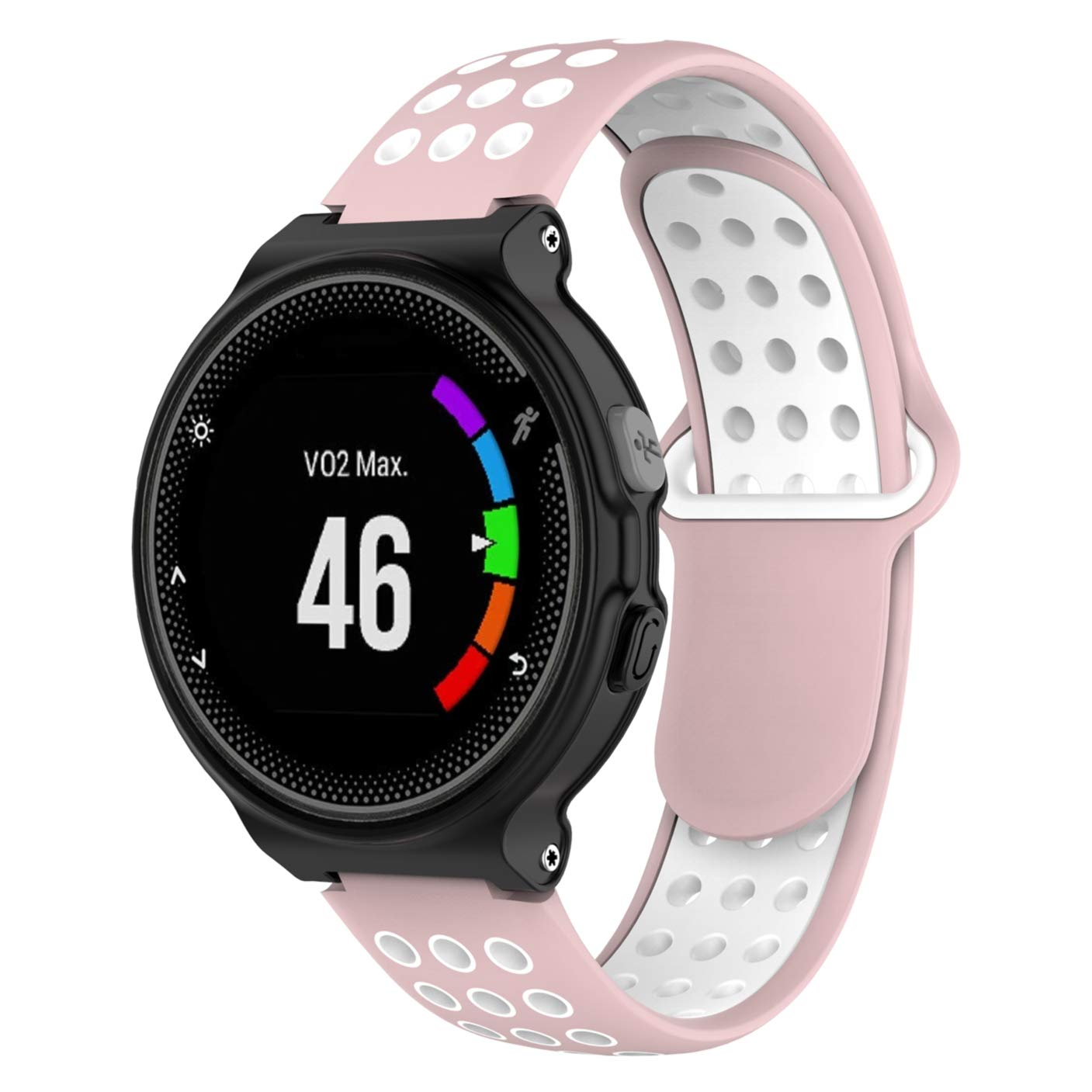 Amazon.com: REPOO Bands Compatible Garmin Forerunner ...