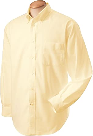 f90635a023c Chestnut Hill CH580 Mens Performance Plus Oxford. at Amazon Men s Clothing  store  Button Down Shirts
