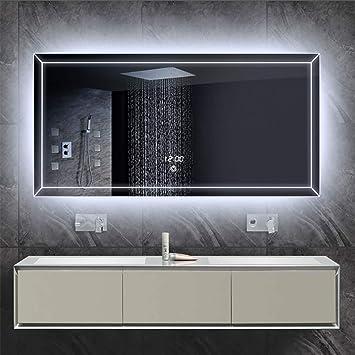 Beleuchtete Led Badezimmerspiegel Frameless Smart Mirror Led