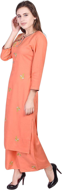 Vihaan Impex Robe Indienne Tunique Femme Kurti VIKU2740