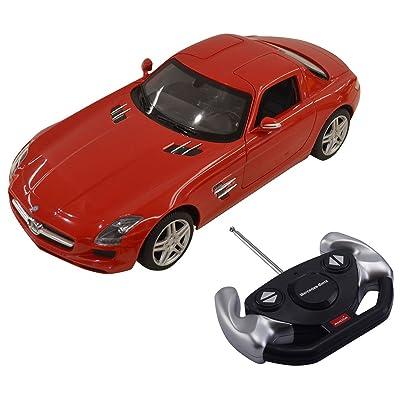1/14 Mercedes-Benz SLS AMG Licensed Electric Radio Remote Control RC Car w/Light