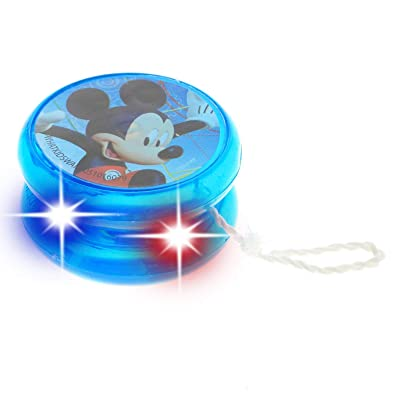 Mickey Mouse Kids Yoyo Classic Toy Disney Junior Mickey and The Roadster Racers Party Gift: Toys & Games