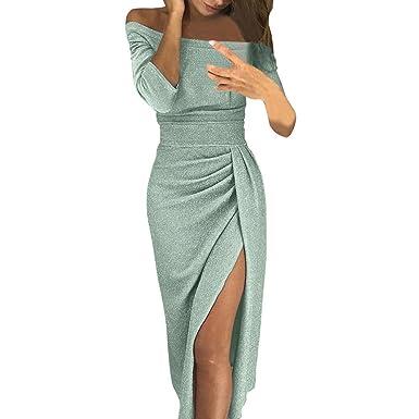 Vestidos Mujer Casual Elegantes Coctel De Vestido Para Fiesta qcA3jL54R