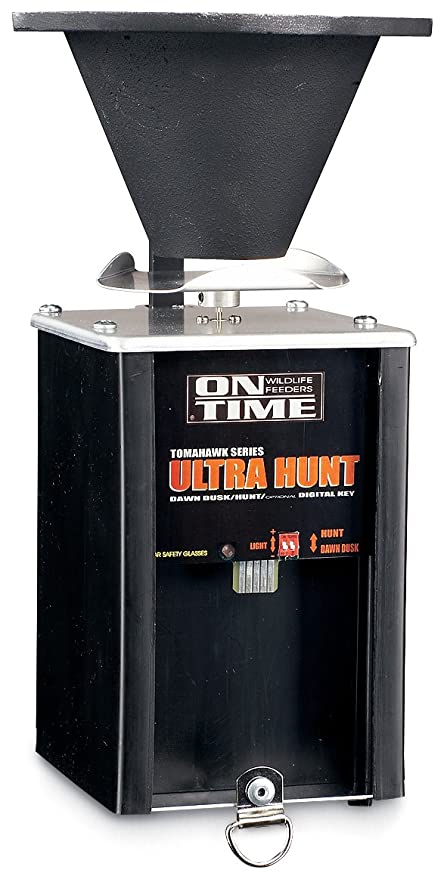 Amazon com : On Time 43005 Tomahawk Ultra Feeder : Hunting