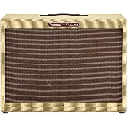 Fender Hot Rod Deluxe 112 Enclosure 80-Watt 1x12-Inch Guitar Amp Cabinet - Tweed by Fender