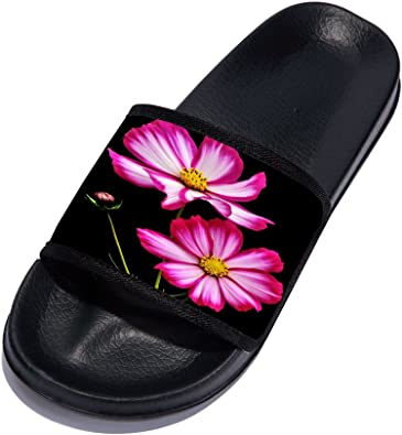 Little Kid//Big Kid GordonKo Boys Girls Slide Slipper Non-Slip Comfort for Indoor Outdoor House Sandal