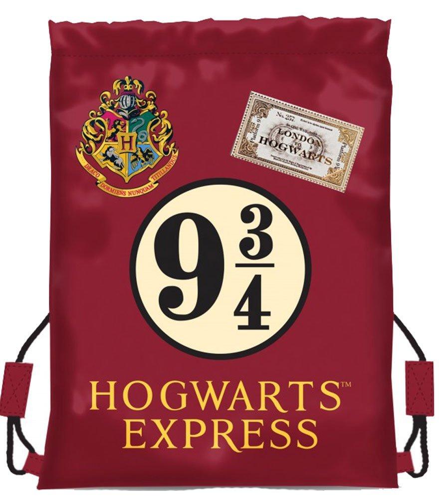 Noir Red 44 cm Harry Potter Trainer Bag Housse Chaussure 1300 liters