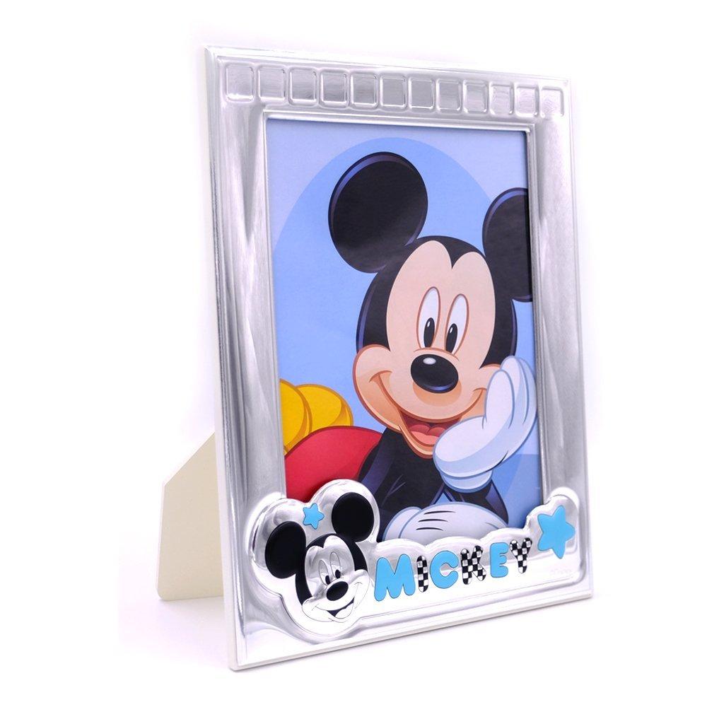 Cornice Portafoto Disney Bambino Topolino Personalizzabile cm 13x18 ...