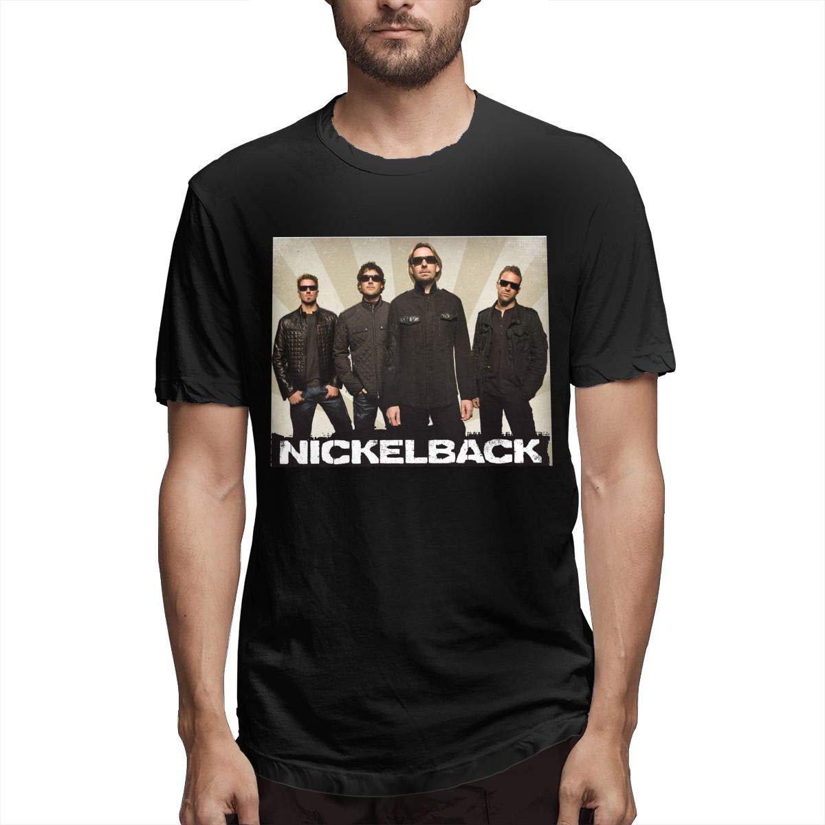 Nickelback Short Sleeve T Shirts